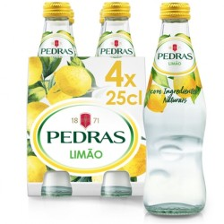 Água com Gás Natural Limão